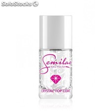 Semilac crystal top coat 12 ml