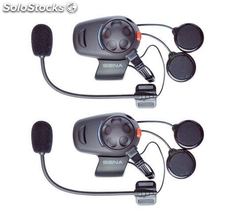 Sena SMH5 Dual, pareja intercom moto-moto Bluetooth