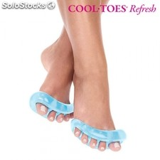 Séparateurs d'Orteils en Silicone Cool Toes Refresh