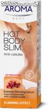 Sérum amincissant extrème Aroma hot Body Slim
