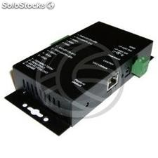Server ip PoE 802.3af isolato RS422-RS485 1 porta Centos (RS43)