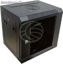 Server rack cabinet 10 inch 6U 370x300x370mm wallmount TENRack PRO by RackMatic