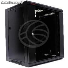 Server rack cabinet 19 inch 12U 570x450x655mm wallmount SOHORack unmounted DIY