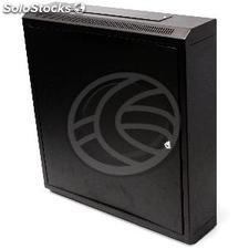 Server rack cabinet 19 inch 12U 600x150x640mm wallmount with metal door SOHORack