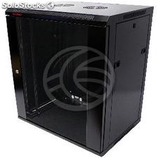 Server rack cabinet 19 inch 12U 600x450x635mm wallmount SOHORack by RackMatic