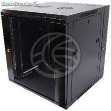 Server rack cabinet 19 inch 12U 600x600x635mm swivel wallmount SOHORack by