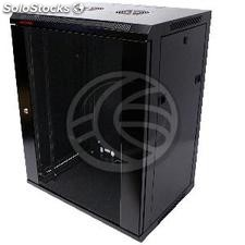 Server rack cabinet 19 inch 15U 600x450x770mm wallmount SOHORack by RackMatic