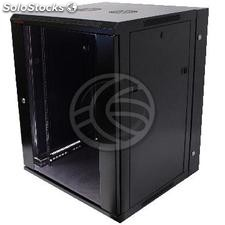 Server rack cabinet 19 inch 15U 600x600x770mm swivel wallmount SOHORack by