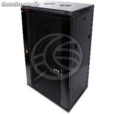 Server rack cabinet 19 inch 18U 600x450x900mm wallmount SOHORack by RackMatic