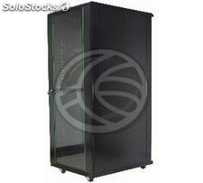 Server rack cabinet 19 inch 24U 600x1000x1200mm floor standing MobiRack by
