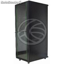 Server rack cabinet 19 inch 24U 600x800x1200mm floor standing MobiRack by