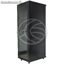 Server rack cabinet 19 inch 29U 600x600x1400mm floor standing MobiRack by
