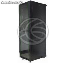 Server rack cabinet 19 inch 42U 800x800x2000mm floor standing MobiRack by