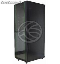 Server rack cabinet 19 inch 47U 800x1000x2200mm floor standing MobiRack by