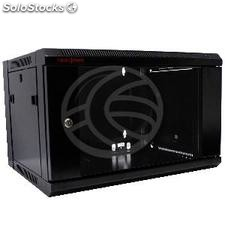 Server rack cabinet 19 inch 6U 570x600x390mm wallmount SOHORack unmounted DIY by
