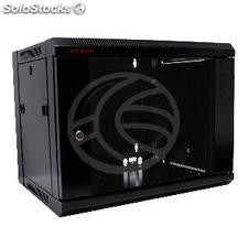 Server rack cabinet 19 inch 9U 570x450x520mm wallmount SOHORack unmounted DIY by