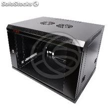 Server rack cabinet 19 inch 9U 600x450x500mm wallmount SOHORack by RackMatic