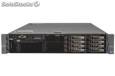 Servidor Dell Poweredge R710 24 Núcleos (12 fisicos) 144GB RAM 1TB (Refurbished)