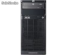 Servidor hp ML110 G6-588713 Xeon X3430 2GB 250GB dvdrw 4U Rack