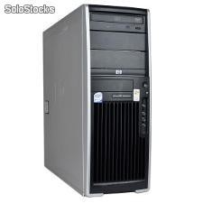 Servidor hp ws xw4400 Torre Core 2 Duo 2400 Mhz com 1024 Mb Ram e 320 Gb hdd,dvd