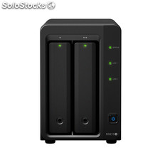 Servidor nas Synology DS215+