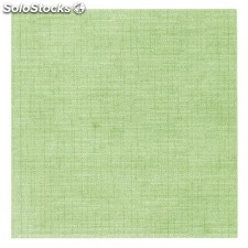 "Serviettes soft ""dry cotton"" 60 g/M2 40x40 cm kiwi dry tissue"