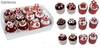 Set 12 Cajas Cupcakes + Display de regalo - Foto 4