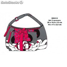 Set 2 Neceser Minnie