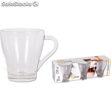 Set 3 mugs 270CC conor - inde - conor - 8435133893731 - 8922628