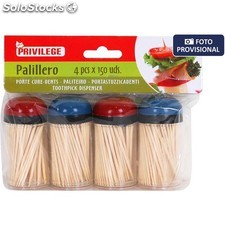 Set 4 palilleros 4X150 uds privilege - privilege - 8433774637820 - BY01080763782