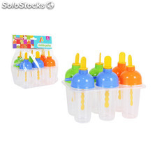 Set 6 moldes polo colores - privilege - 8433774606864 - BY01042760686
