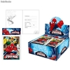 Set 8 Invitaciones Spiderman (Surtido)