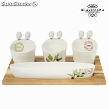 Set aperitivo loungue - Colección Kitchen's Deco by Bravissima Kitchen
