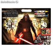 Set Artiste star wars