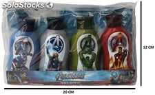 Set avenger pack-4UDS