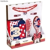 Set Belleza Minnie Mouse
