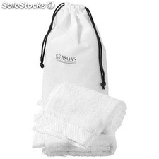 Set cadeau de deux serviettes de bain Twillston