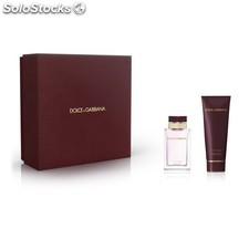 Set colonia Dolce & Gabbana pour Femme mujer vapo 25 ml