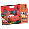 Set colorear cars disney