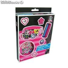 Set Creacion de Brazaletes Monster High