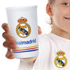 Set de 2 Vasos del Real Madrid