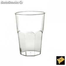 Set de 20 vaso cocktail 350 cc ps trans 21u/c