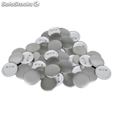 Set de 500 pins botones de 44 mm