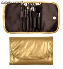 Set de Brochas Gold Unico