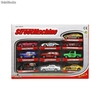 Set de Coches en Miniatura Street Machine (10 Pzs.)