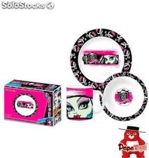 Set de Desayuno Frankie Stein Monster High