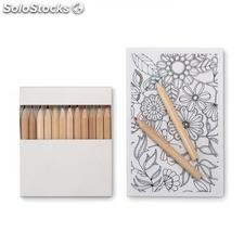 Set de dibujo paint&relax