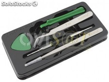 Set de Herramientas para apertura BK-7285, para Apple iPhone 3G, 3GS, 4, 4S,