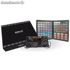 Set de maquillaje profesional make up . 96 colores+ 12 pinceles..