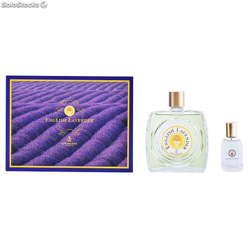 De Homme Lavender English Set Parfum Atkinsons2 Pcs 35R4AjLq